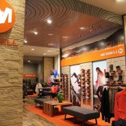 Merrell - Shop Fitout - Westfield Mall, Christchurch IMG_1748 web